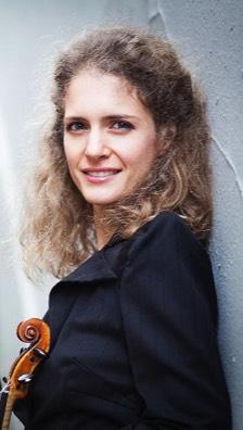 maria egelhof violine